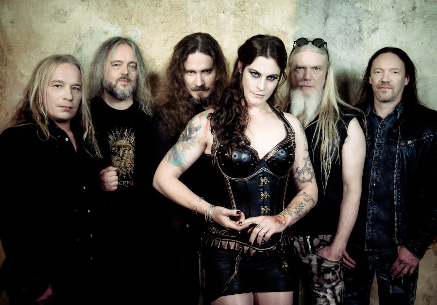 Nightwish Foto-Tina Korhonen