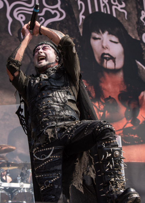 Rock Fest Cradle of Filth