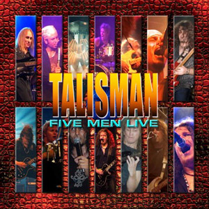 Talisman Five man live